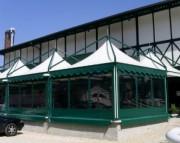 Tente abri à pieds réglable - Tente abri