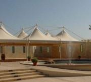 Tente abri armature en aluminium - Tente abri