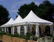 Tente abri carré et rectangulaire - Tente abri