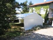 Tente Abritou pour stand - De 9 m² à 57 m²