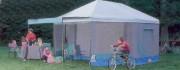 Tente camping enfant - Acier diamètre : 32 x 1.5 mm