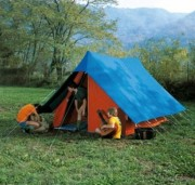 Tente canadienne patrouille scout - Hauteur (cm) : 180