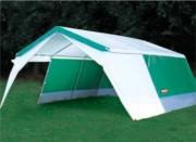 Tente cuisine de camping - Surface : 18 m²