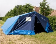 Tente de camping 14 places - Longueur : 5m ou 8m25