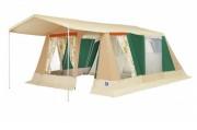 Tente de camping 6 places - Hauteur centrale (m) : 2.15
