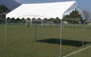 Tente de réception 3x4 pour collectivité - Surface : 3x4 - 12m² (Toit+Armature)