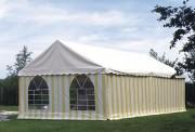 Tente de réception 60 m² - Surface couverte de 20 à 60 m²  -  Hauteur : 3.5 m