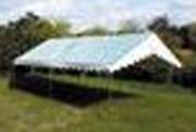 Tente de réception 6x8 pour collectivité - Surface : 6x8 - 48m² (Toit+Armature)