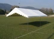 Tente de réception plein air - Structure acier galvanisé tube