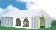 Tente de réception pliante - Hauteur centrale (m) : 3.50