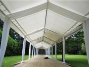 Tente de réception professionnelle Largeur 2 à 8 mètres - Largeur : de 2 à 8 m - À l'achat ou en Location ou