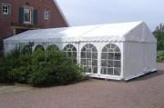 Tente de réception rectangulaire - Largeur de 3 à 10 m-hauteur de 2.30m