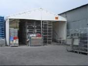 Tente de stockage - Abristock