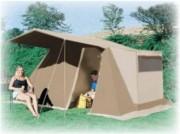 Tente familiale camping - 5 places