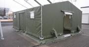 Tente militaire - Stockage - Hébergement - Gestion d'équipements militaires