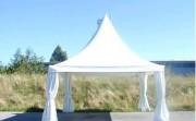 Tente pagode pour collectivités - Surface : 16 m²