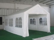 Tente pliante professionnelle de 18 m² - Surface : 18 m² - Dimensions : 3 m x 6 m