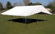 Tente pour cérémonies