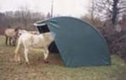 Tente pour chevaux