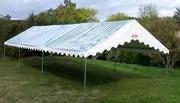Tente pour collectivités - Espace de reception : 8x16 - 128 M²