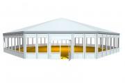 Tente pour forum - Largeurs (m) : 10 à 60
