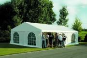 Tente pour réception - Dimensions (L x l ) : 10 × 6 m
