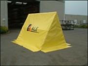 Tentes de chantier PVC hauteur 200 cm - Dimensions Lxlxh(cm) 300 X 200 X 200