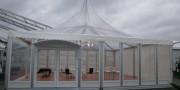 Tentes pagodes - Largeurs (m) : 3 à 20