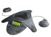 Terminal d'audioconférence sans micros