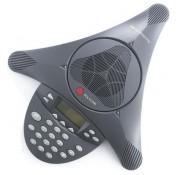 Terminal d'audioconférence Soundstation IP 4000 - Ecran LCD graphique à affichage lumineux haute résolution