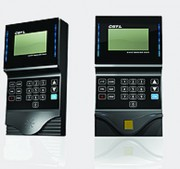 Terminal de contrôle d'accès - Connexion rapide et facile à un réseau Ethernet.