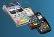 Terminal de paiement infrarouge et radio