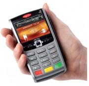 Terminal de paiement mobile pour restaurants - Batterie : Li-Ion – 2050 mAh 3,6 V