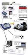 Terminal de poids multifonctions avec clavier - INDICATEUR PONT-BASCULE ENTREES/SORTIES SERIE 3590