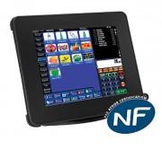 Terminal point de vente écran tactile 12'' - Le Concept Simple & Novateur