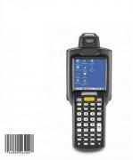 Terminal Portable avec lecteur codes à barres - Terminal Portable avec lecteur codes à barres - antenne wifi