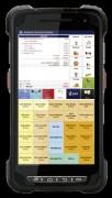 Terminal prise de commande tactile - Écran tactile 5,2'' FullHD   -  Système : Android 4.4.2