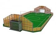 Terrain multisport - Fabrication sur mesure