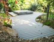 Terrasse en bois sur-mesure - Création de terrasse en vendée