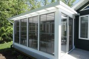 Terrasse pour mobil home