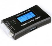 Testeur alimentation électrique avec écran LCD - Testeur alimentations  ATX, BTX, ITX des ordinateurs