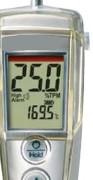 Testeur d'huile de friture +200°C - Mesure de température de +40 à +200°C