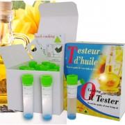 Testeur pour le contrôle alimentaire - Contenant 1ml de réactif chimique