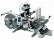 Tête d'étiquetage semi-automatique - 200 mm de laize sur produits cylindriques