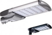 Tête de lampadaire led IP66 - Pour éclairage public - Luminosité : 13000 lm
