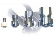 Tête de lavage en acier à dispersion uniforme - Plusieurs modèles disponibles – Nettoyage intérieur des réservoirs