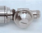 Tête de lavage haute pression à motorisation pneumatique - Tête de lavage rotative - Motorisation pneumatique