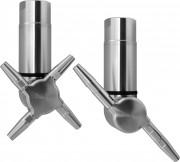 Tête de lavage pour cuves et réservoirs - À Jets rotatifs à fort impact et rotation contrôlée