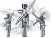 Tête de lavage pour réservoir - Nettoyage pour réservoirs fermés ou ouverts - 2 modèles disponibles