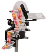 Tête de pose étiquettes automatique - Dimensions centrale électronique (L x l x h) : 200 x 300 x 160 mm